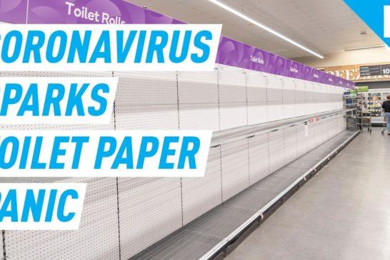 Toilet paper panic! Perché ci accaparriamo carta igienica