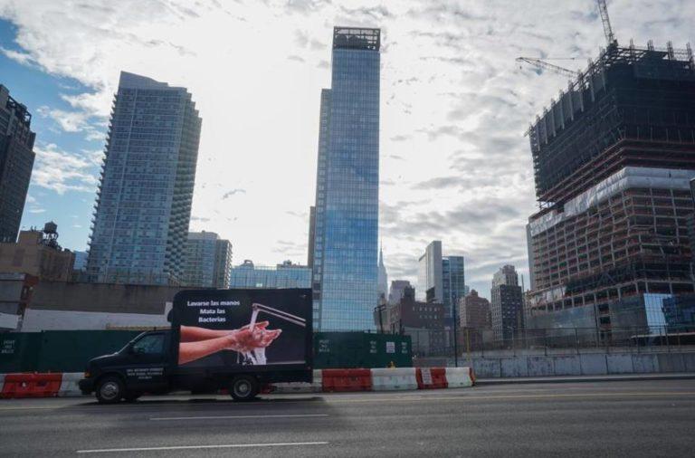 New York City nella pandemia del Coronavirus