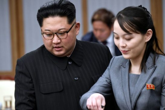 Corea del Nord, e se il quarto uomo fosse una donna?