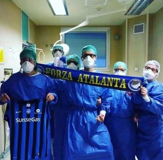 Ultras oltre il calcio, e contro il virus