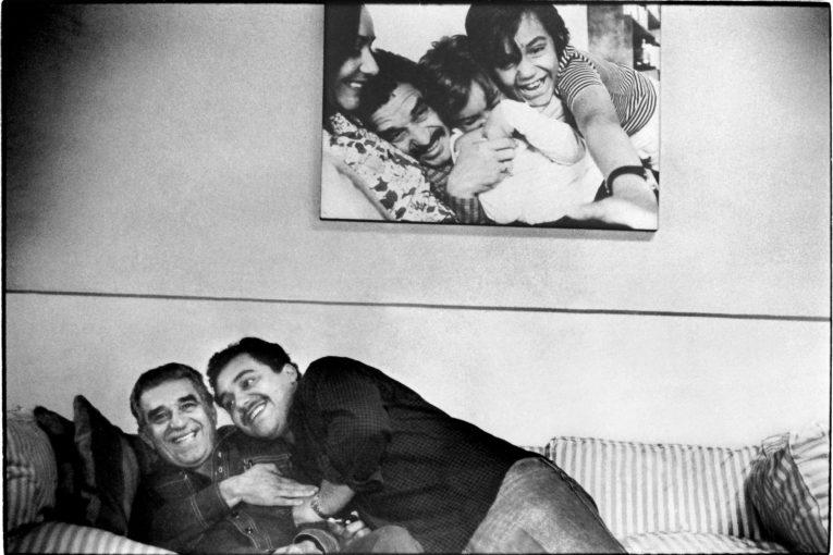 Una lettera a mio padre, Gabriel García Márquez