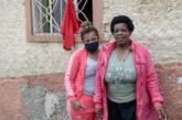 Colombia, stracci rossi da sos per la povertà a simboli di protesta