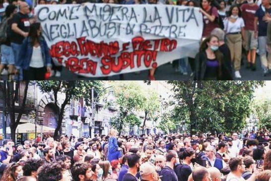 I post razzisti del poliziotto che piace a De Luca