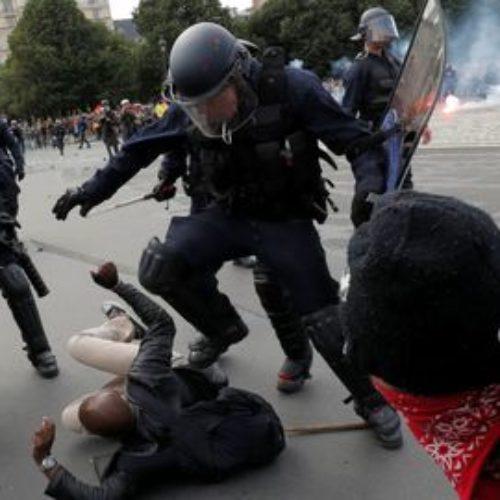 Francia, perché la polizia è strutturalmente violenta