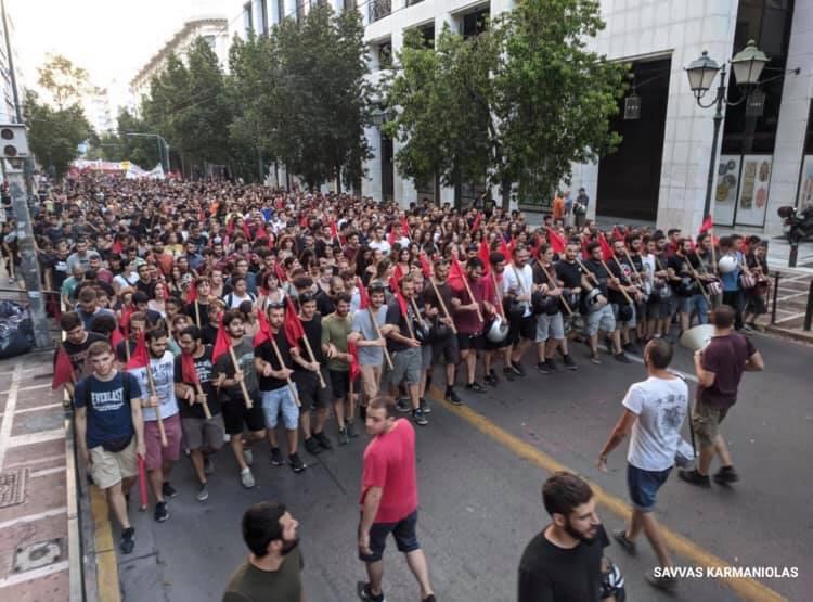 Grecia post-covid, sinistra convalescente dal fallimento di Syriza