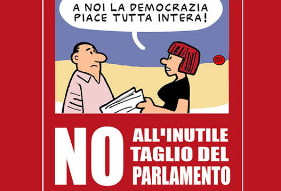 Danese sul referendum: «No all'antipolitica!»