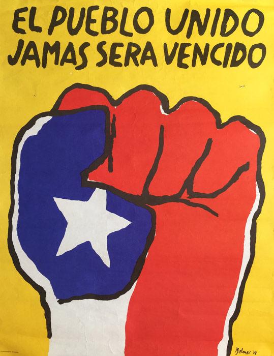 «Io ero lì, quell'11 settembre del 73 in Cile»