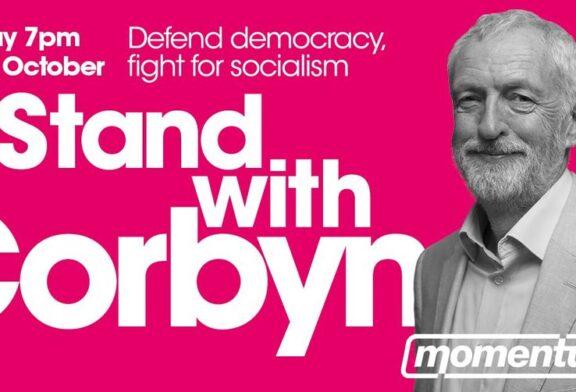 Labour: guerra a Corbyn