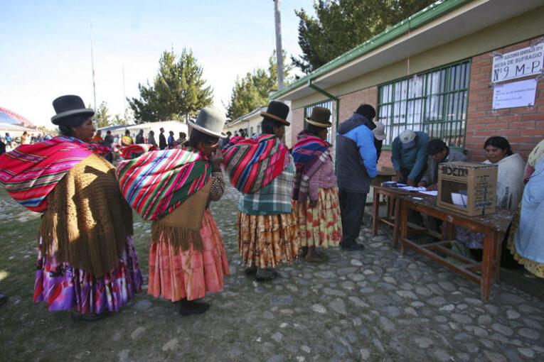 Cosa c'è dietro il voto in Bolivia