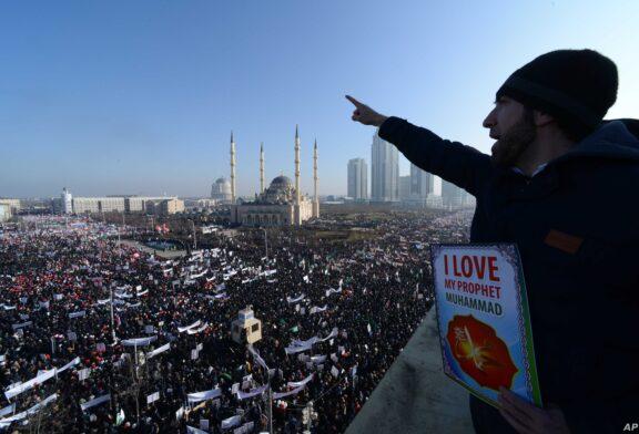Cecenia, prima l'Islam. Nessuna compassione per Paty
