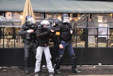 Il sogno di Macron e della polizia: vietato filmare gli abusi
