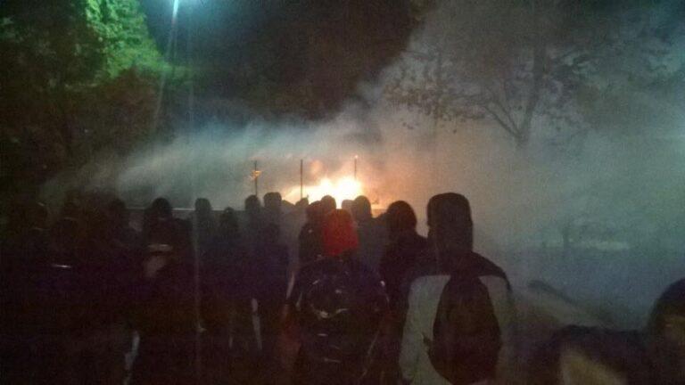 Ancora lacrimogeni contro i No Tav, il racconto di Nicoletta Dosio
