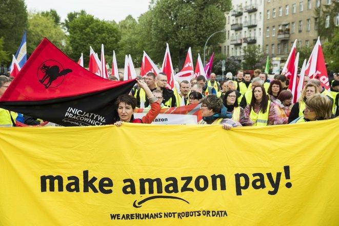 I cechi non usano Amazon, ma Amazon usa i cechi