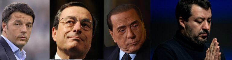 Mister Draghi, tutti pazzi per l'incappucciato della finanza