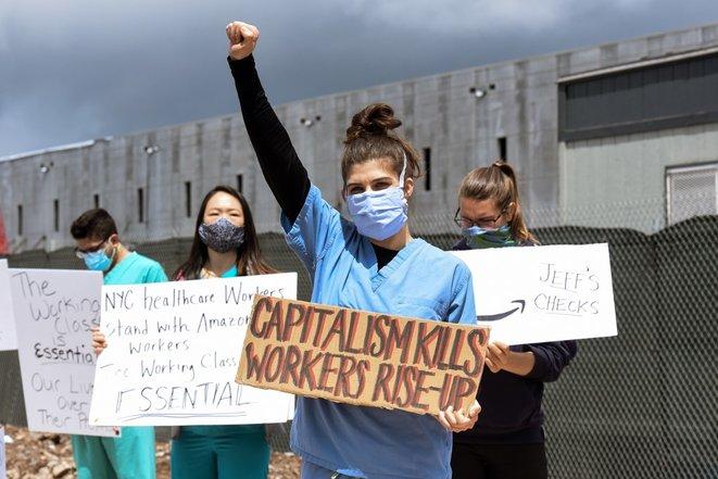 Usa, in Alabama al voto per il sindacato in Amazon
