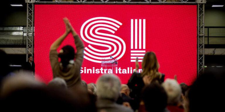 Sì a Draghi da due parlamentari su tre di Sinistra Italiana