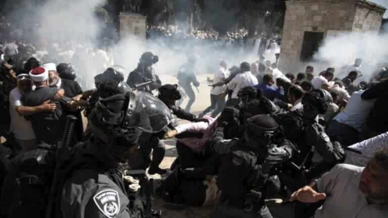 Gerusalemme, cresce la violenza tra israeliani e palestinesi
