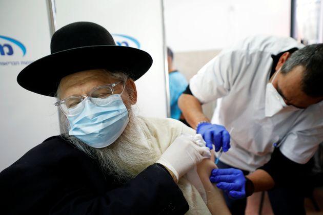 Il vaccino razzista di Israele