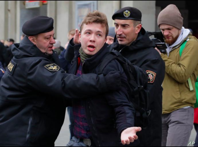 Bielorussia: Protassevich incarna la rivoluzione di Telegram