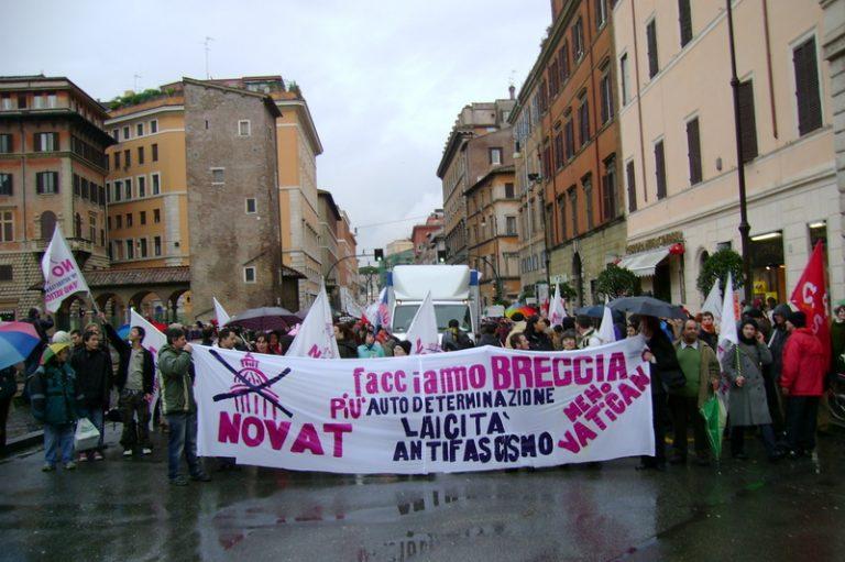 Per il Vaticano l'omotransfobia è libertà religiosa