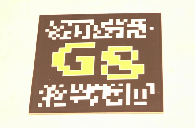 G8, poca luce sotto il Qr Code