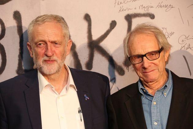 Caccia alle streghe: Ken Loach espulso dal Labour