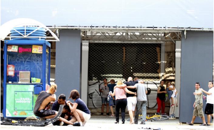 Barcellona: «Non ci chiuderemo in casa, riprendiamoci la piazza»