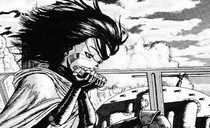 Manga: il folle mondo di Alita, l'angelo della battaglia